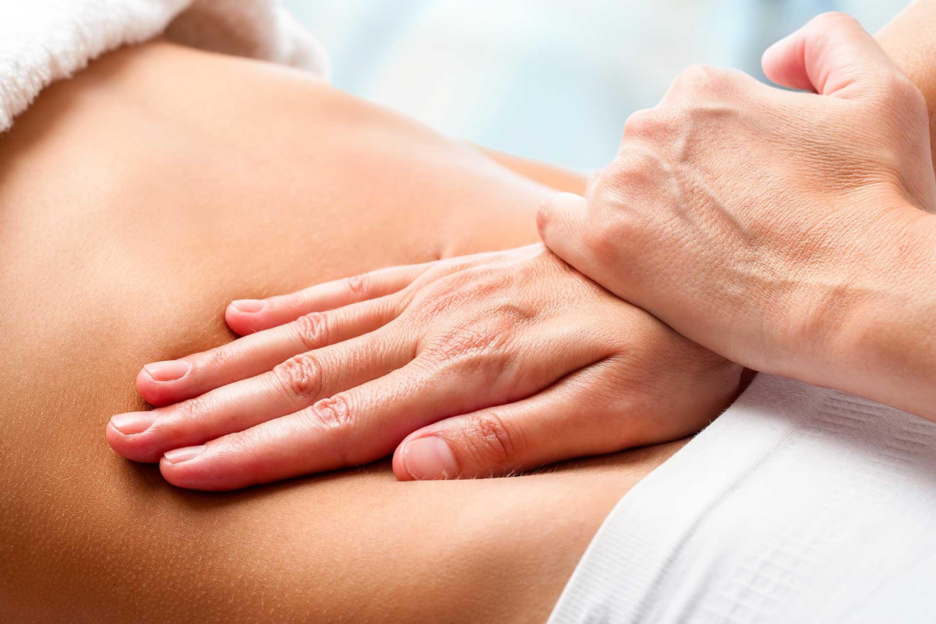 Ostéopathie et technique viscérale
